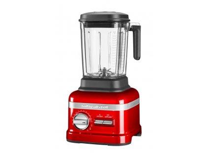 Stolní mixér Artisan Power Plus červená metalíza
