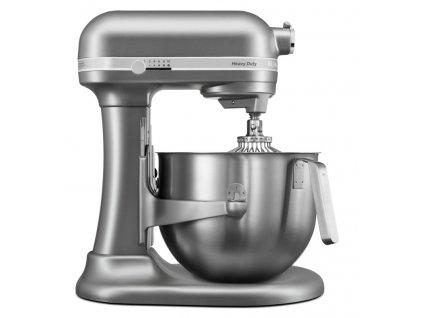 Kuchyňský robot Heavy Duty s mísou 6,9 l stříbrná