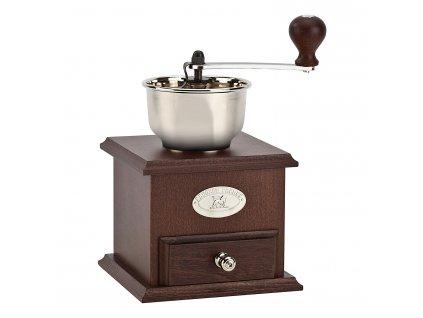 BRÉSIL mlýnek na kávu z bukového dřeva
