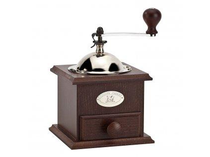 NOSTALGIE mlýnek na kávu z bukového dřeva