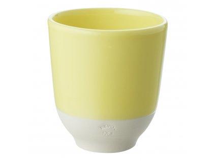 Pohár na čaj 20 cl žlutá Citrus Color Lab