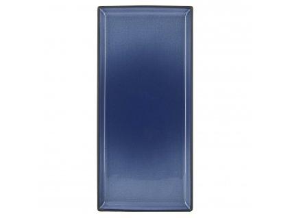 Talíř/podnos 32,5 x 15 cm nebesky modrá Equinoxe