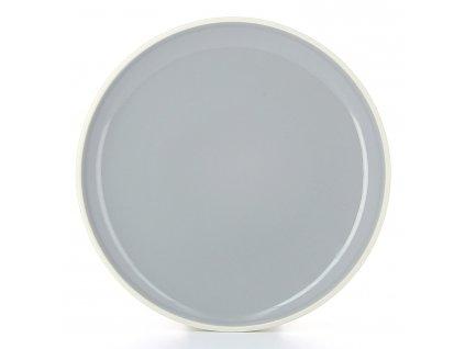 Talíř dezertní Ø 20 cm šedá Stratus Color Lab