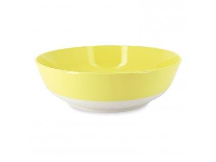 Mísa na salát 4,5 l žlutá Citrus Color Lab