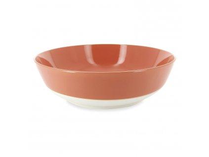 Mísa na salát 4,5 l oranžová Capucine Color Lab