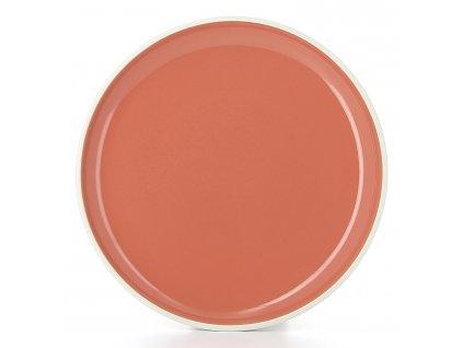 Talíř na hlavní chod Ø 25 cm oranžová Capucine Color Lab