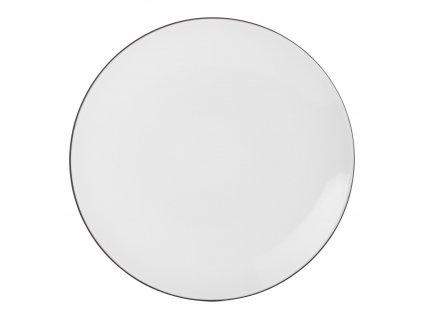 Talíř na hlavní chod Ø 31 cm White Cumulus Equinoxe