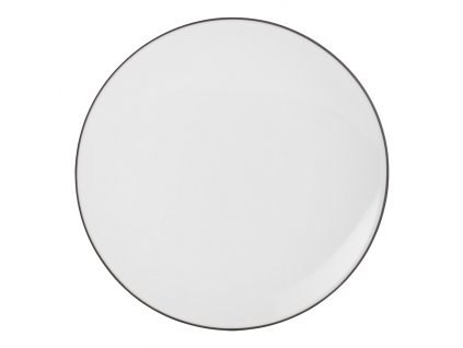 Talíř dezertní Ø 21,5 cm White Cumulus Equinoxe