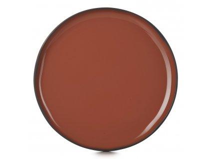 Dezertní talíř skořicový Cinnamon CARACTERE