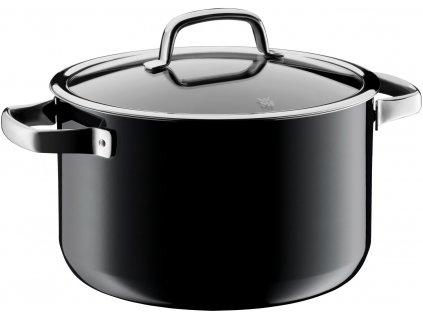 Hrnec 24 cm FUSIONTEC černý