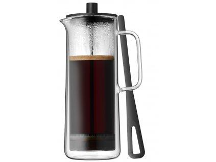 French press Coffee Time s dvojitou stěnou