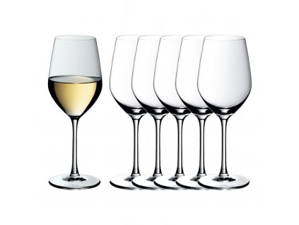 Set sklenic na bílé víno Easy Plus WMF