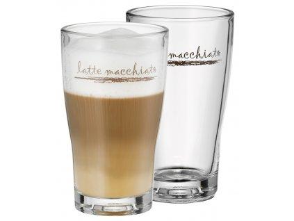 Sklenice na Latte Macchiato set 2 ks Barista