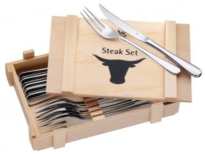 Sada steakových příborů 12dílná