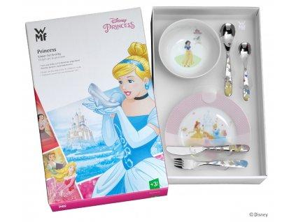 """Dětský jídelní set 6dílný """"Disney Princess"""" ©Disney"""