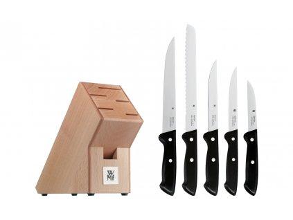 Sada nožů s blokem Classic Line 6dílná