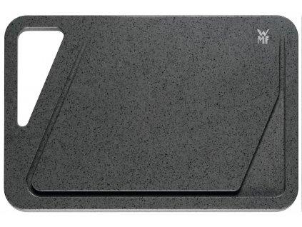 Prkénko 38 x 25 cm tmavě šedé WMF
