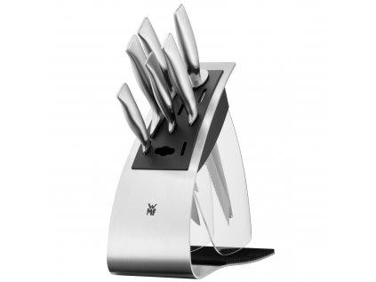 Sada nožů s blokem Grand Gourmet 7-dílná PC WMF