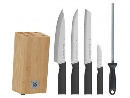 Sada nožů s blokem Kineo WMF 6 ks