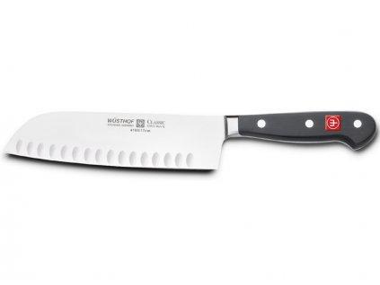 Nůž Santoku s výbrusem 17 cm Classic