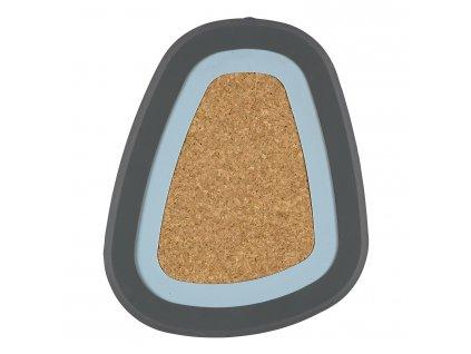 Podložka pod hrnce 3 v 1 light blue PEBBLE