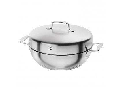 Set na uzení a vaření v páře Ø 28 cm ZWILLING® Plus