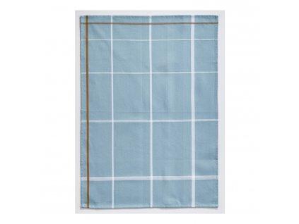 Kuchyňská utěrka blue/white 70 x 50 cm DRY ART