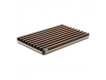 Dřevěné prkénko na krájení pečiva 40 x 25 cm