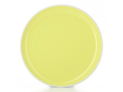 Talíř dezertní Ø 20 cm žlutá Citrus Color Lab