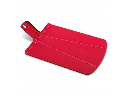 Skládací krájecí prkénko červené Chop2Pot™ Large