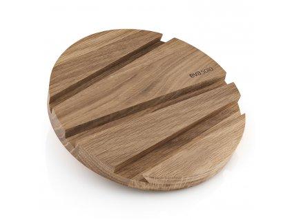 Dřevěná podložka pod hrnec/stojan na tablet Smartmat
