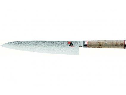 Japonský nůž na maso GYUTOH 24 cm 5000MCD MIYABI