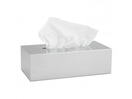 Box na papírové kapesníky NEXIO leštěný nerez