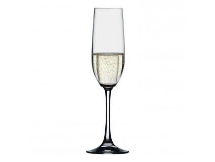 Set 4 sklenic na šampaňské typu flétna Vino Grande Spiegelau