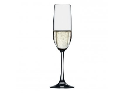 Set 4 sklenic na šampaňské typu flétna Vino Grande