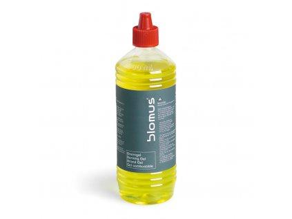 Hořlavý gel pro zahradní světla