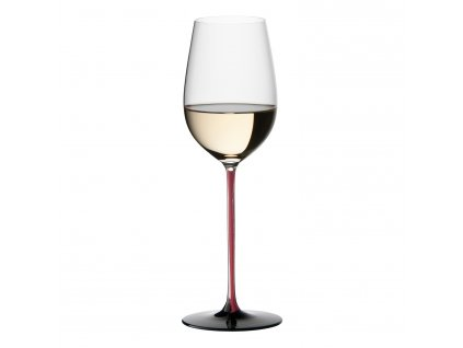 Sklenice Riesling Sommeliers Collector's Edition Red-Black