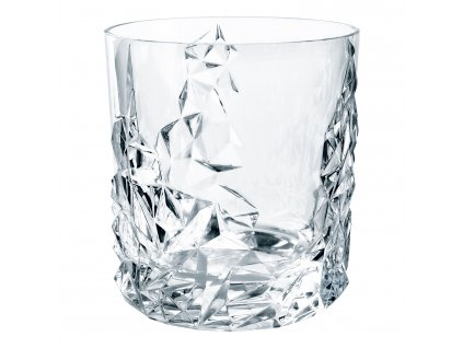 Set 4 sklenic na whisky Sculpture Nachtmann