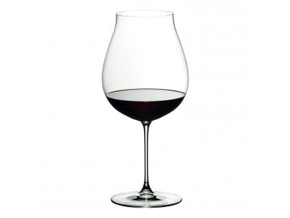 Sklenice Pinot Noir z nového světa/Nebbiolo/Rosé/Šampaňské Veritas Riedel