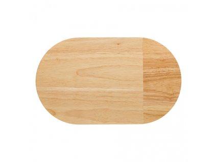 Prkénko dřevěné 38 x 23 cm ONO