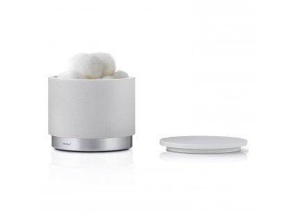 Úložný box na kosmetické potřeby ARA popelavě šedý