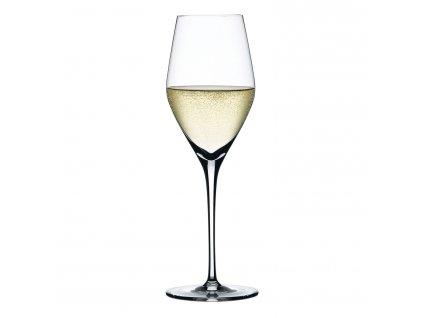 Set 4 sklenic na šampaňské Authentis