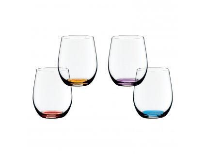 Set barevných sklenic Happy O Volume 2