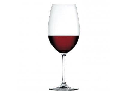 Set 4 sklenic na červené víno Bordeaux Salute Spiegelau