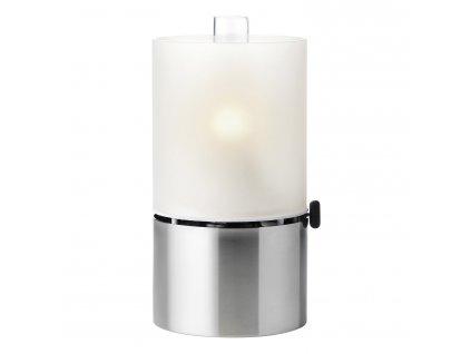 Olejová lampa 23,5 cm matný kryt classic