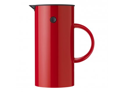 French press 1 l red classic