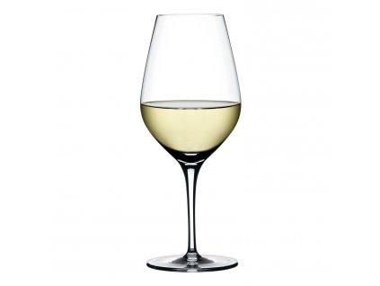 Set 4 sklenic na bílé víno Authentis