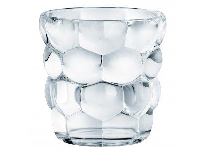 Set 4 sklenic na vodu Bubbles