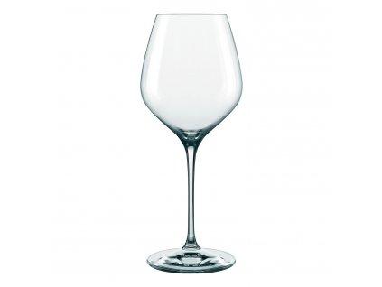 Set 4 sklenic na červené víno Burgundy XL Supreme