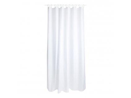 Sprchový závěs 180 x 200 cm white